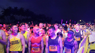 Video: 2XU Compression Run 2013 Race Highlights: Hope and Courage Multiplied