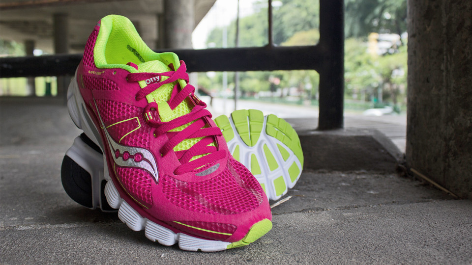 Saucony Mirage 3: Challenging Your Everyday Terrains
