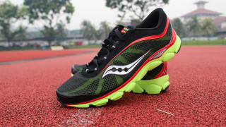 Saucony Virrata: Natural Motion Running With Support!