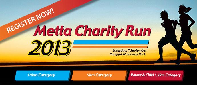 Metta Charity Run 2013