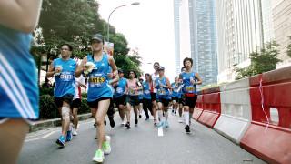 Video: Pocari Sweat Singapore 2013 - The Promontory @ Marina Bay