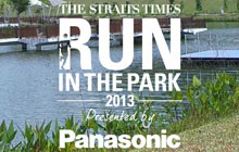 Straits Times Run in the Park 2013
