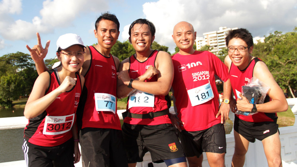 Jurong Lake Run 2013: More Than Just a Run