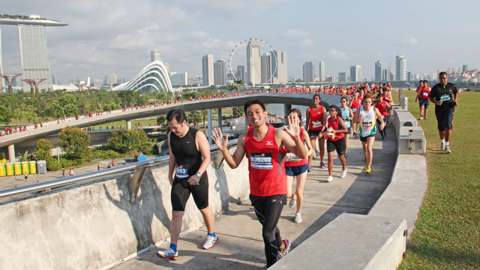 CSC Run by the Bay 2013: Civil Service Members' Big Day Out
