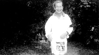 Age Is Not An Excuse: 83 Year Old Grandfather Trains for His 93rd Marathon