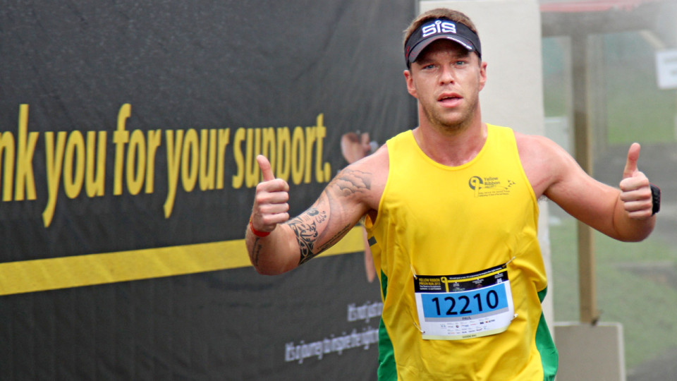 Yellow Ribbon Prison Run 2013: A Race Laced with Grace