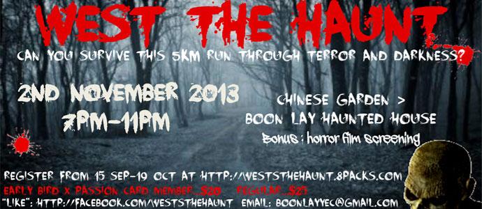 Wests the Haunt 2013