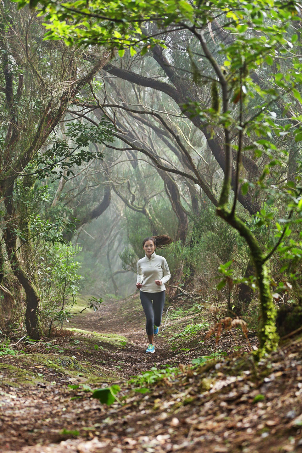4 Great Reasons To Enjoy Trail Running