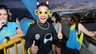 Brooks' Run Happy 2013: Save the Last Kilometre to Party
