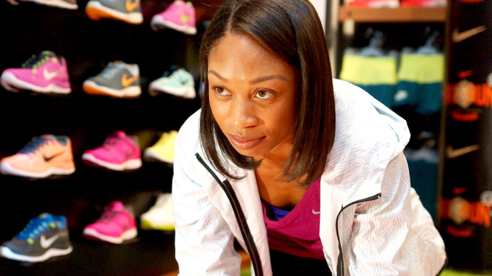 The Journey To Olympic Glory: An Interview With Allyson Felix