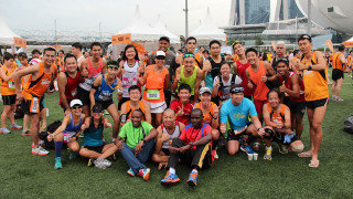 Runners Encouraged To Donate Old Medals In Support Of NTUC INCOME RUN 350