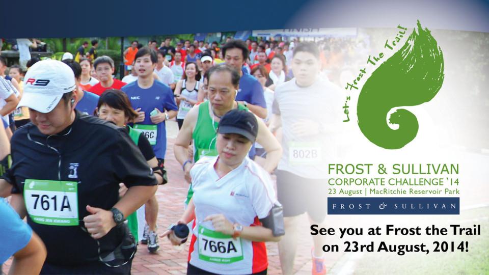 Frost & Sullivan 2014 Corporate Challenge Charity Run