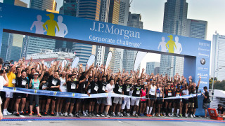 11th Edition of J.P. Morgan Corporate Challenge Returns to Singapore