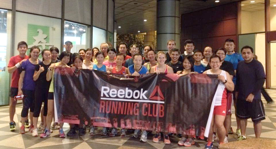 3 Exciting Singapore Running Clubs that Launched in 2013