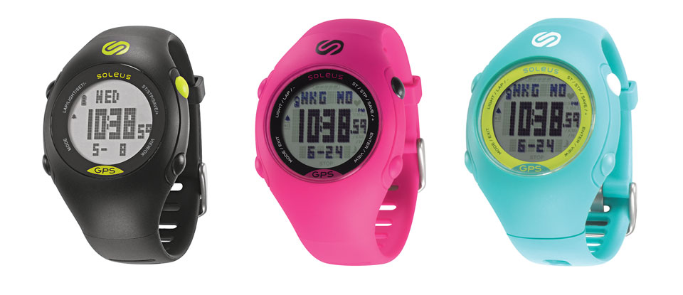 Soleus GPS Mini Retail Price: S$239.00 before GST