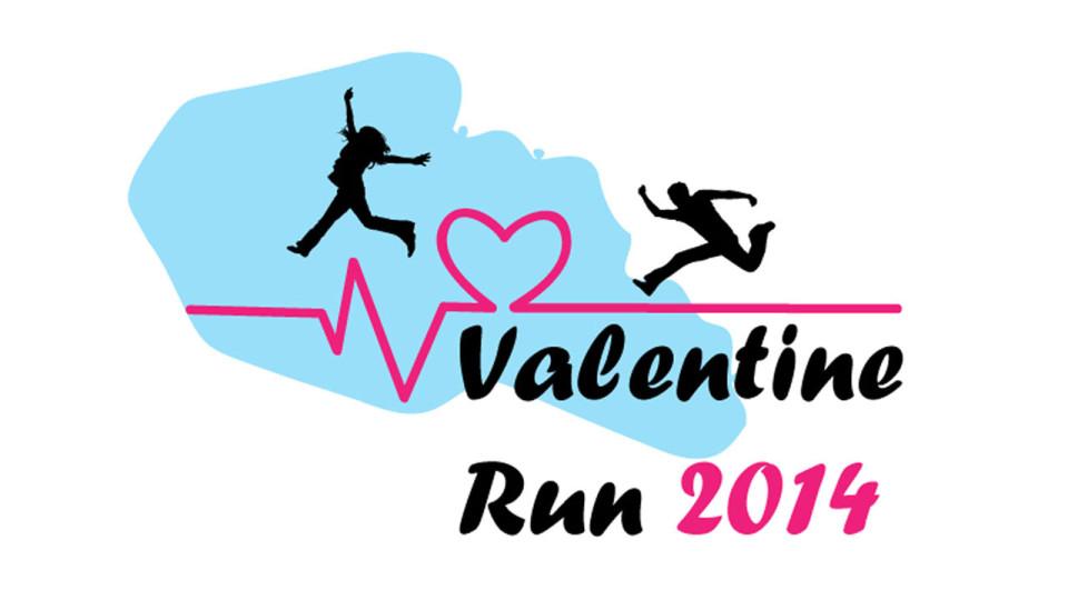 Valentine Run 2014