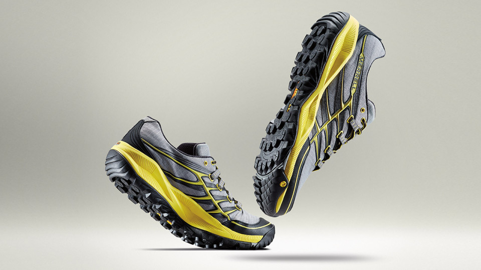 Merrell's AllOut Collection Maximises Efficiency Through Form