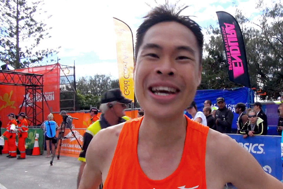 Wong Hoong Wei: Absolute Determination To Go The Distance