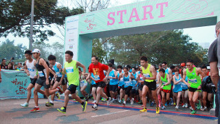 MediaCorp Hong Bao Run 2014: SEA Games Gold Medalist Mok Claims Top Spot