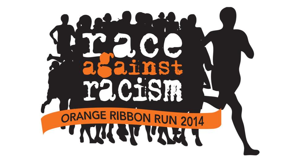 Orange Ribbon Run 2014, Race Against Racism