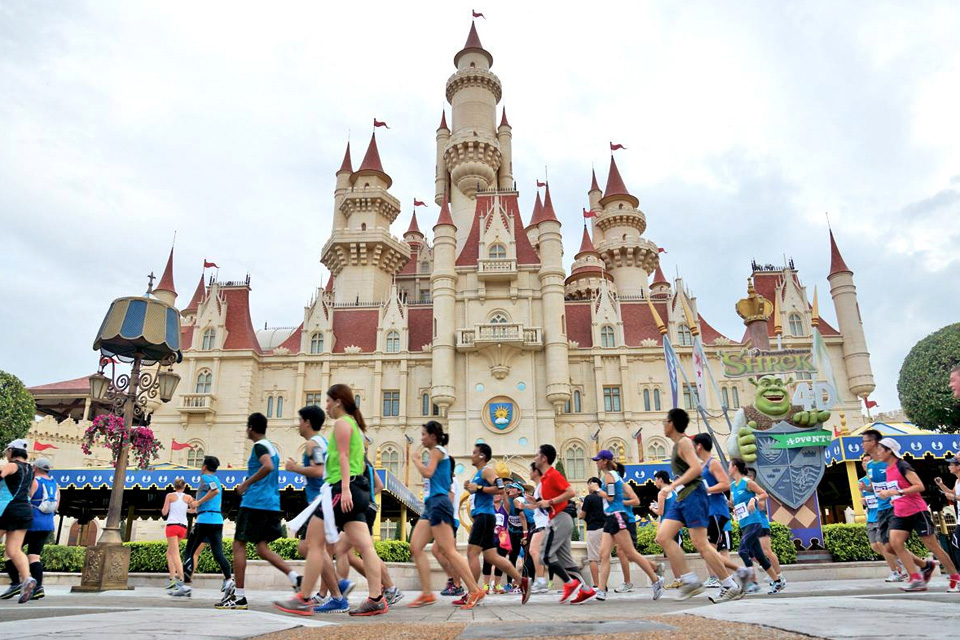 Recapturing The 2013 Running Highlights In Singapore