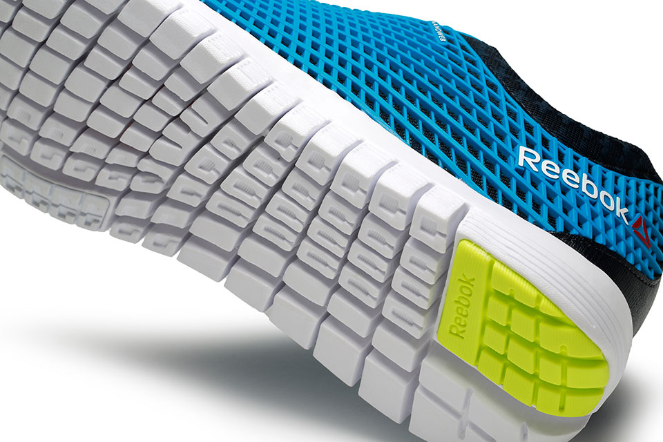 Reebok ZQuick: Inspired by high performance ZRated tires