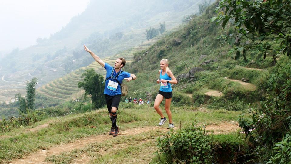 Vietnam Mountain Marathon 2014: Trail Running Amidst Pristine Rice Fields and Mountains