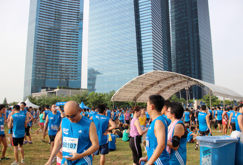 Run With Mok This June At The Pocari Sweat Run!