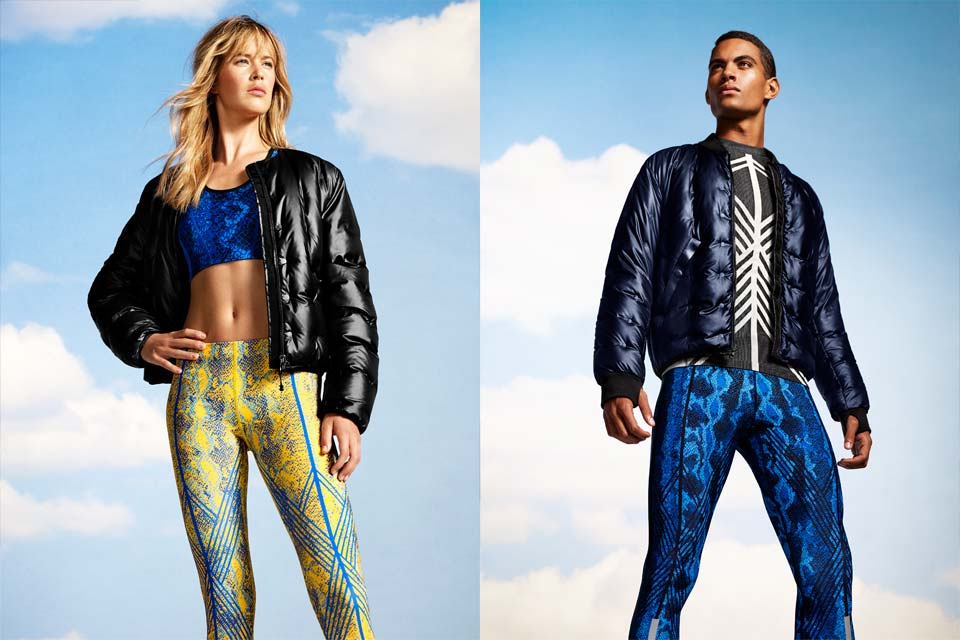 "H&M Introduces ""Go Athletic, Stay Fashion"" And Olympian Inspired ""Go Gold"" Sportswear Collections"