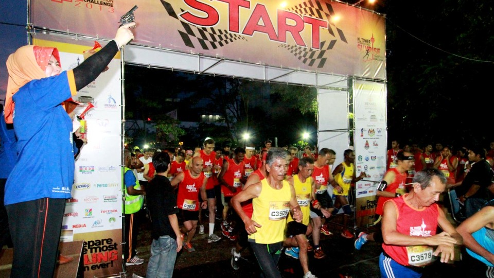 Race Up The KL Tower This March In The International Towerthon Challenge
