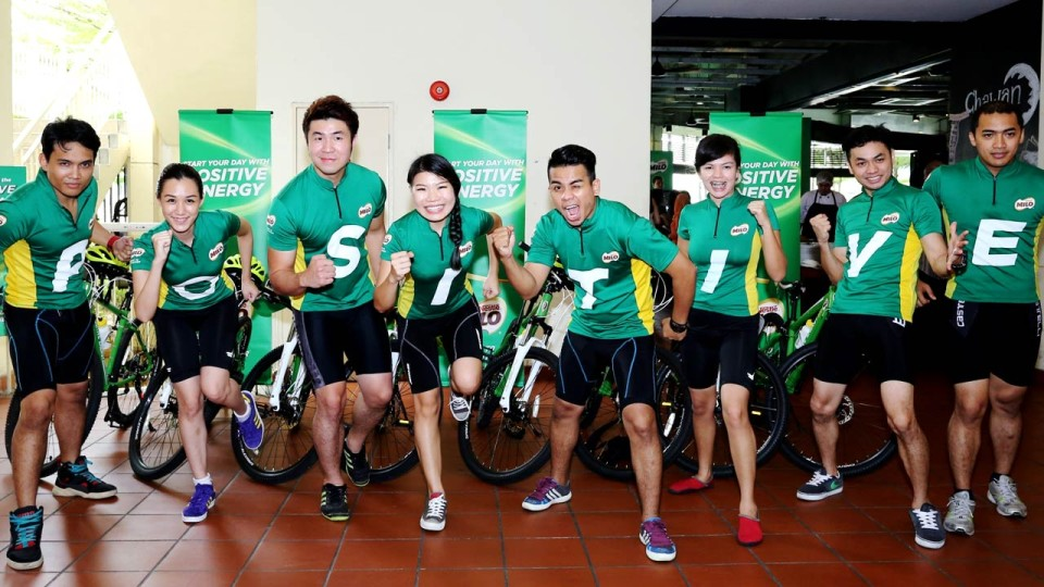 Enjoy The MILO Breakfast Run On 20 April At Putrajaya
