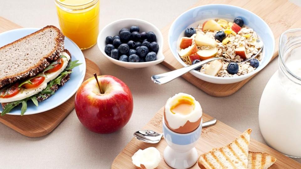 Breakfast in 15 minutes: 4 Breakfast Ideas to Kickstart Your Day