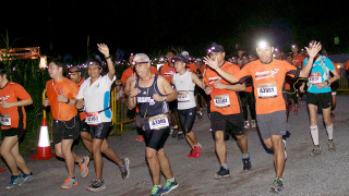 Energizer Singapore Night Trail 2014 Aims To Raise Over S$12,000 for SportCares Foundation