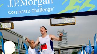 Photos: J.P. Morgan Corporate Challenge 2014