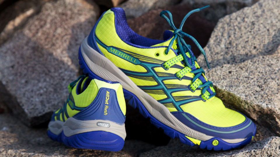 Merrell Women's All Out Rush: Not Just A Pretty Face