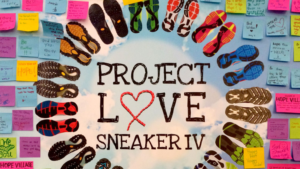 Project Love Sneaker IV: Donating Your Pre-loved Running Shoes To Charity