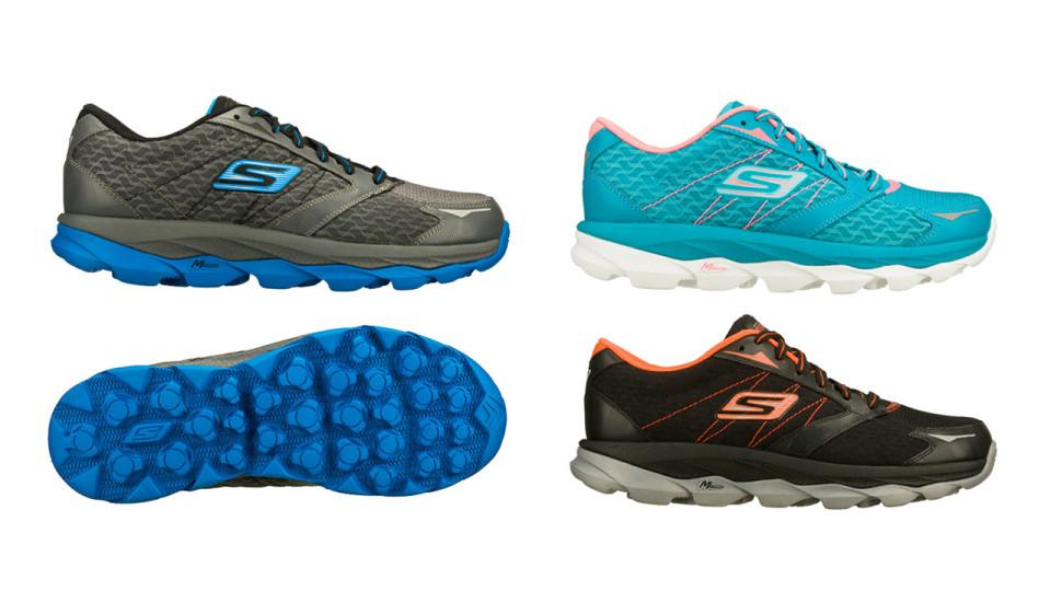 Run Hard, Land Soft With Skecher's GOrun Ultra Shoes