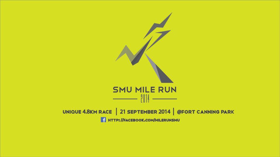 SMU Mile Run 2014