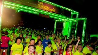 PUMA Night Run Taipei 2014: Celebrating Taiwan's Modern Night Cats