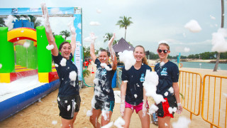 5K Foam Run 2014: Did You Have a Foaming Good Time?