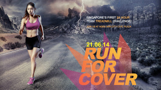 Run For Cover: Free Cataract Surgery for an Elderly Patient Every 30KM
