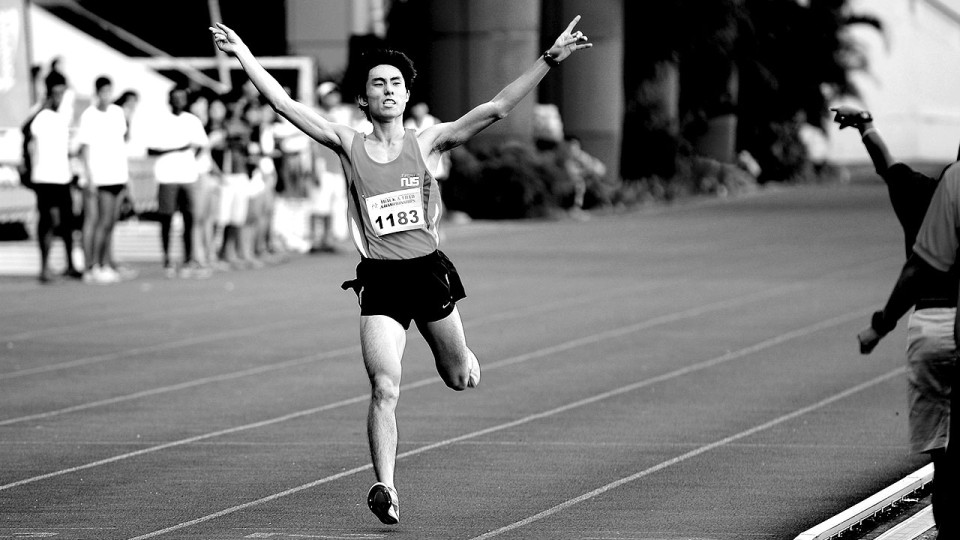 Soh Rui Yong: Gunning for Singapore's Record Books