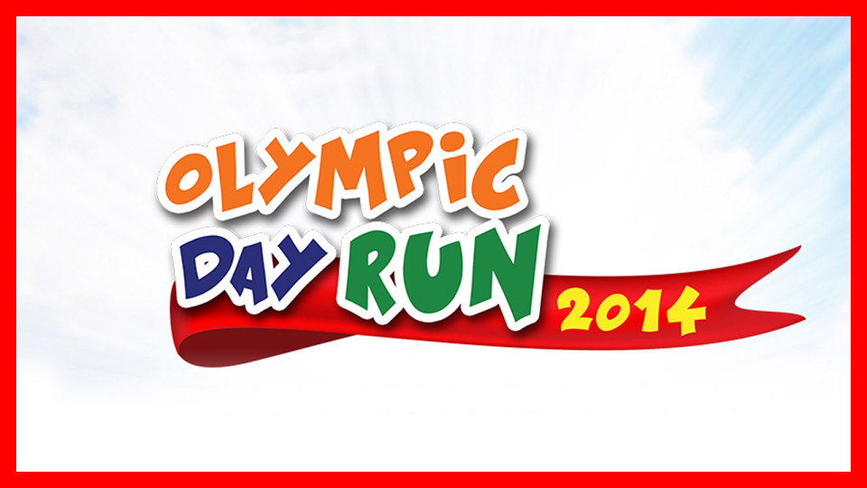 Olympic Day Run 2014