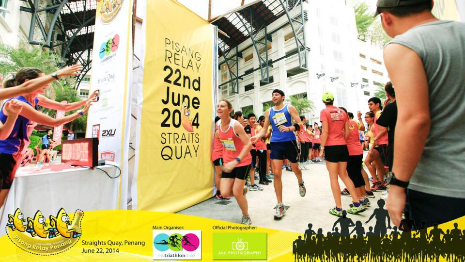Pisang Relay Penang 2014: Doing it the Banana Way!