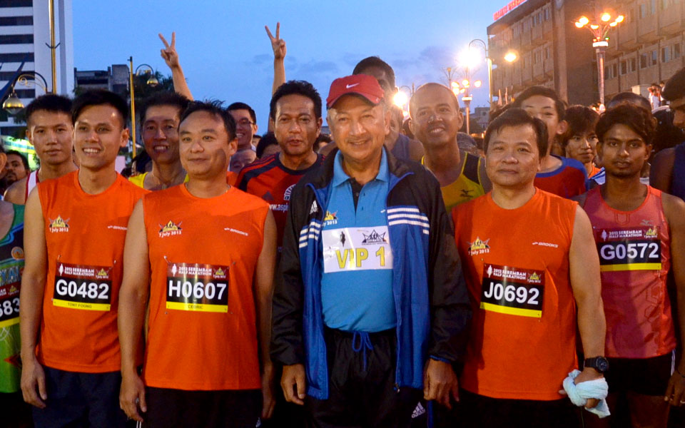 Seremban Half Marathon 2014: Running Fast as the Wind for 27 Years