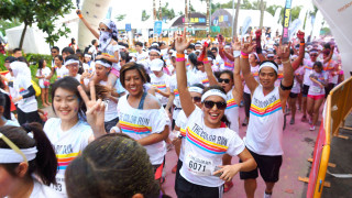 The Color Run Singapore 2014
