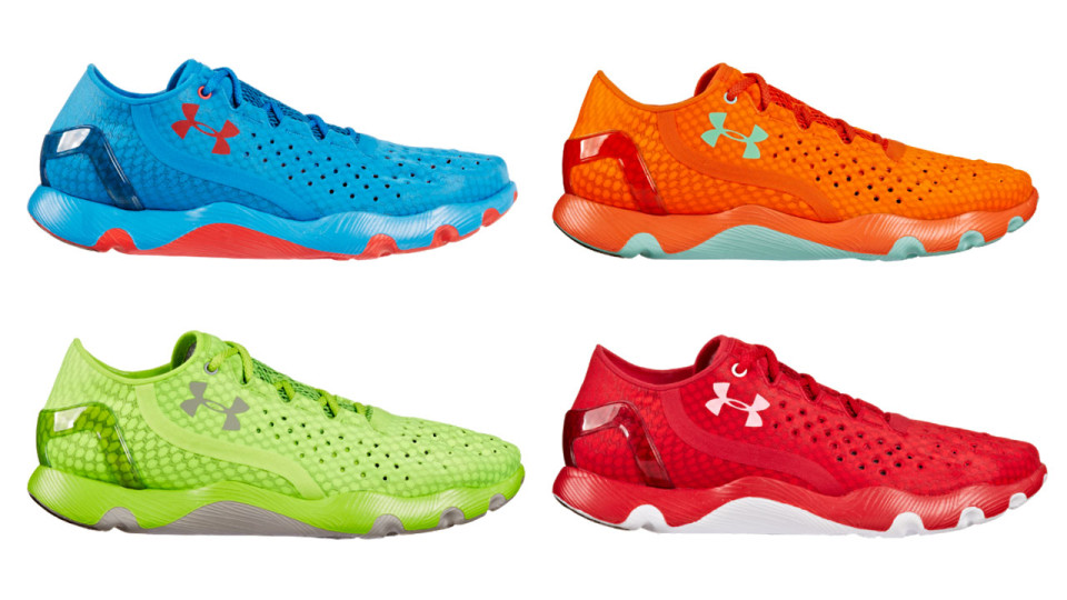 Under Armour Speedform RC: Built to Go Faster, with a Lower Ride