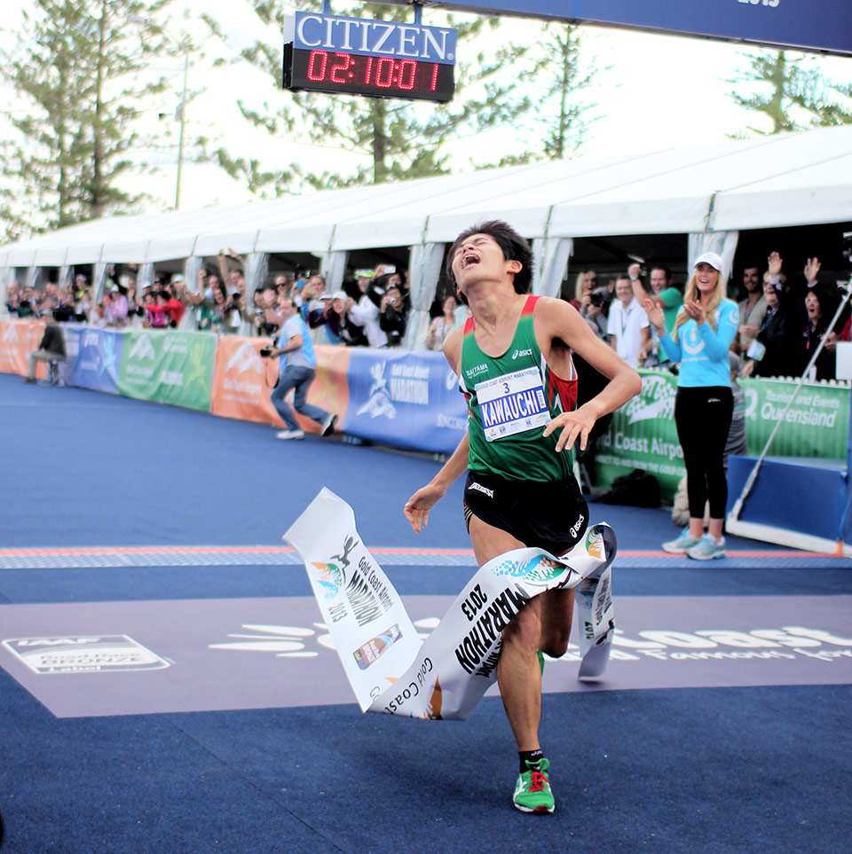 Gold Coast Airport Marathon 2014 Attracts Strongest Ever Fielding of International Runners