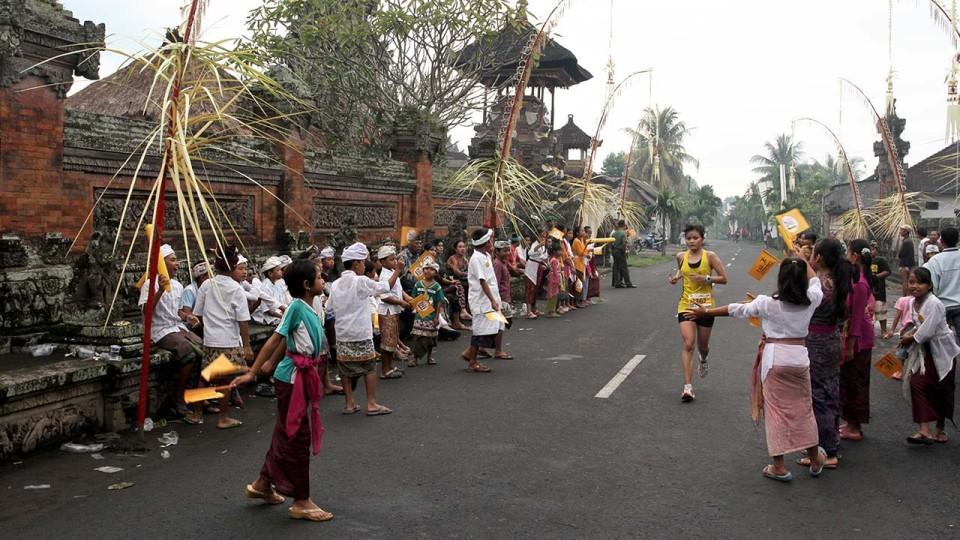 BII-Maybank Bali Marathon 2014: Experience Traditional Balinese Life in Gianyar