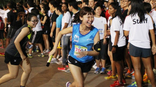 Bloomberg Square Mile Relay 2014